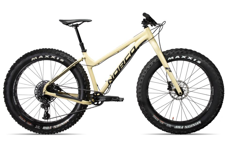 Norco Sasquatch 1 Rigid 2019