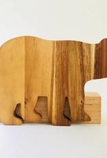 Shaped Serving Board, Boris The Bear