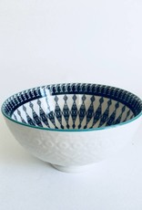 Bowl Embossed 6 inch Casablanca Cereal
