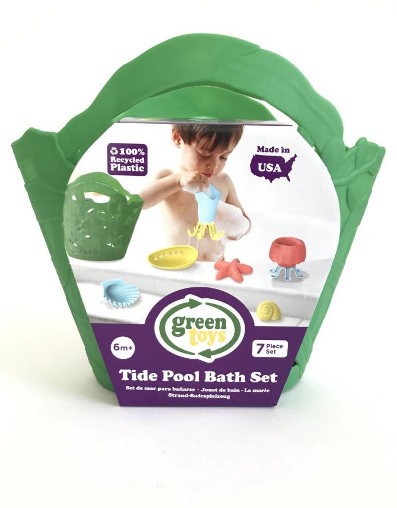 Tide Pool Bath Set