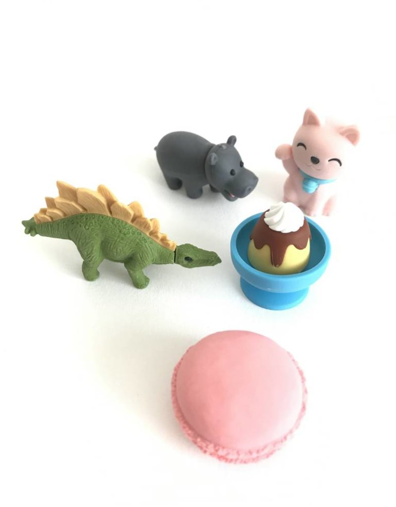 BC USA Japanese Erasers 5 for $5