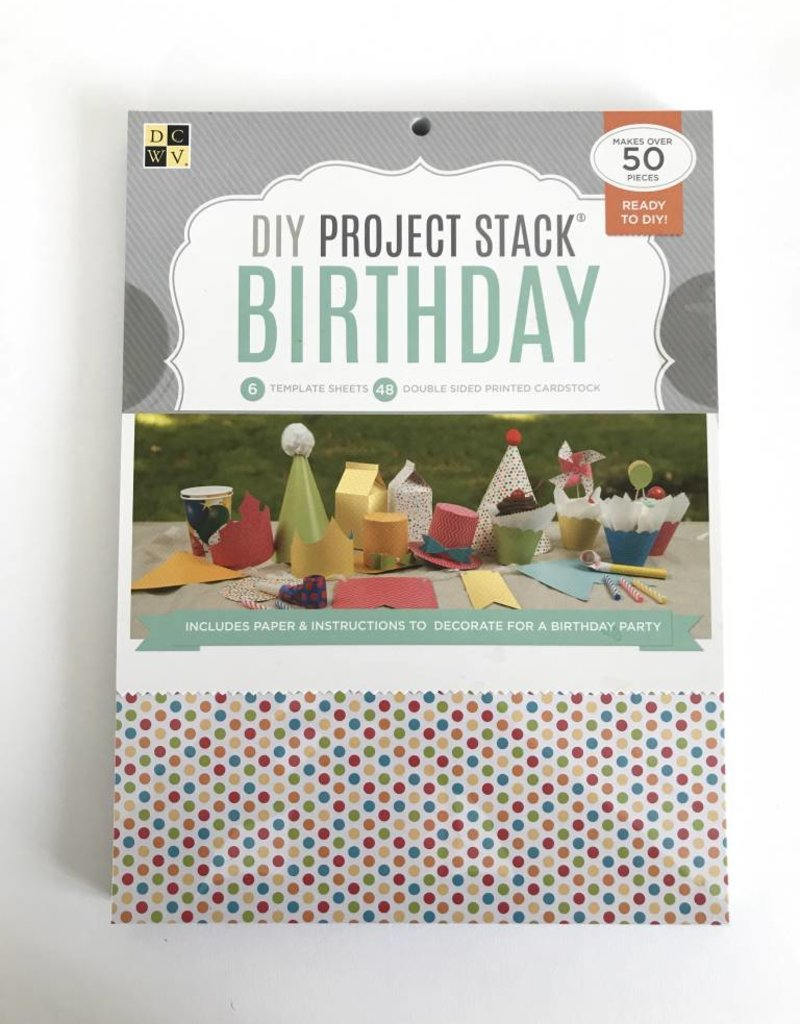 AMERICAN CRAFTS Birthday Craft Kit