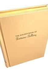 Chronicle Books THE GOLDEN BOOK OF FORTUNE TELLING