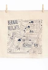 BERNAL HEIGHTS TEA TOWEL
