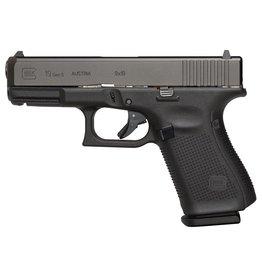 """Glock Glock 19 Gen5 4.02"""" 9mm FS Black 15rd"""