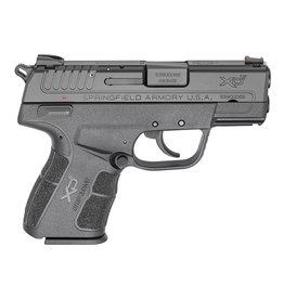 "Springfield Armory Springfield XDE 3.3"" 9mm FS Black 8&9rd"