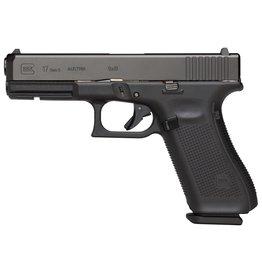 """Glock Glock 17 Gen5 4.49"""" 9mm FS Black 17rd"""