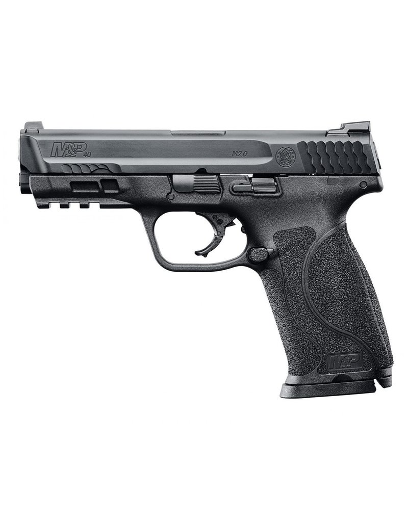 "S&W S&W M&P40 M2.0 4.25"" 40sw FS Black 15rd (11522)"
