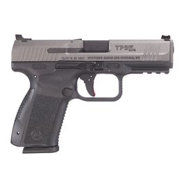 "Century Arms Canik TP9SF Elite 4.19"" 9mm FS Tungsten Gray 15rd"