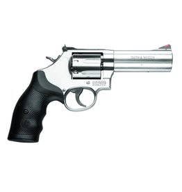"""S&W S&W 686+ 4"""" 357mag AS Stainless 7rd"""