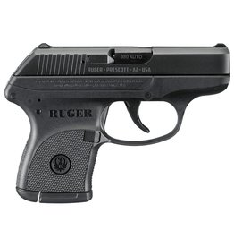 "Ruger Ruger LCP 2.75"" 380acp FS Black 6rd"