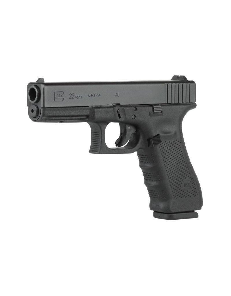 """Glock Glock 22 Gen4 4.49"""" 40sw FS Black 15rd (PG2250203)"""