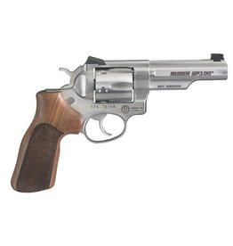 "Ruger Ruger GP100 4.2"" 357mag FS Stainless 6rd"