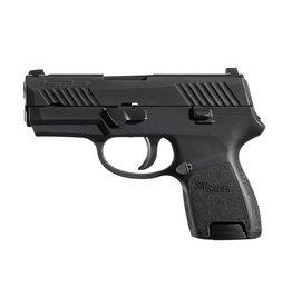 """Sig Sauer Sig Sauer P320SC 3.6"""" 9mm FS Black 12rd"""