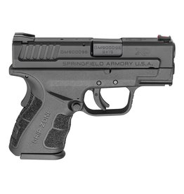 "Springfield Armory Springfield XD MOD.2 3"" 9mm FS Black 13&16rd"