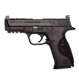 "S&W S&W M&P9 Performance Center Ported 4.25"" 9mm Fixed Sight Black 17rd"