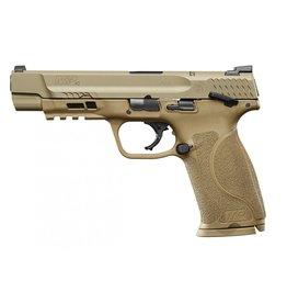 "S&W S&W M&P40 M2.0 5"" 40sw FS FDE 15rd w/ Thumb Safety"