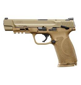 "S&W S&W M&P9 M2.0 5"" 9mm FS FDE 17rd w/ Thumb Safety"