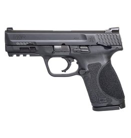 "S&W S&W M&P9 M2.0 Compact 4"" 9mm FS Black 15rd w/ Thumb Safety"