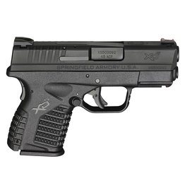 "Springfield Armory Springfield XDS 3.3"" 45acp FS Black 5rd"