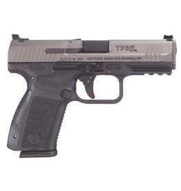 "Century Arms Canik TP9SF Elite 4.19"" 9mm FS Black 15rd"