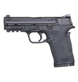 "S&W S&W M&P 380 Shield EZ 3.675"" 380acp AS Black 8rd"