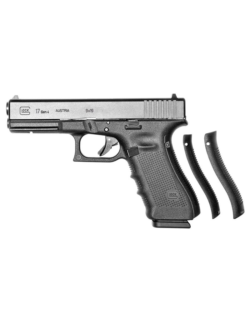 """Glock Glock 17 Gen4 4.48"""" 9mm FS Black 17rd (PG1750203)"""
