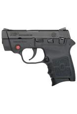 "S&W S&W Bodyguard380 2.75"" 380acp FS Black 6rd w/ Crimson Trace Laser (10048)"