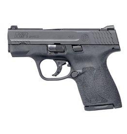 "S&W S&W M&P9 Shield M2.0 3.1"" 9mm FS Black 7&8rd No Thumb Safety"