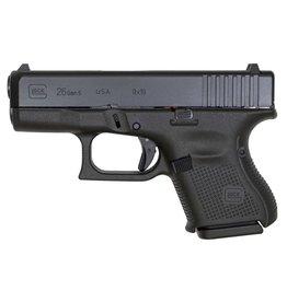 "Glock Glock 26 Gen5 3.43"" 9mm FS Black 10rd (US Made)"