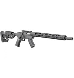 "Ruger Ruger Precision Rimfire 18"" 22lr No Sights (30moa Picatinny Rail) Black 15rd"
