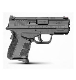 "Springfield Armory Springfield XDS Mod.2 3.3"" 9mm Fiber Optic Front Sight Black 7/9rd"