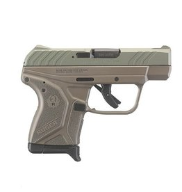 "Ruger Ruger LCP II 2.75"" 380acp FS Jungle Green/Elite Earth Cerakote 6rd - TALO Eclusive"