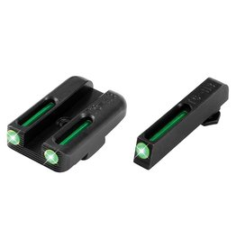 TruGlo TruGlo Brite Site TFO Green/Green Fiber Optic Night Sights for Glock 42/43