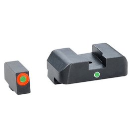 AmeriGlo AmeriGlo Pro I-Dot Night Sights for Glock 17, 19, 26, 22, 23,27, 33, 34, 35
