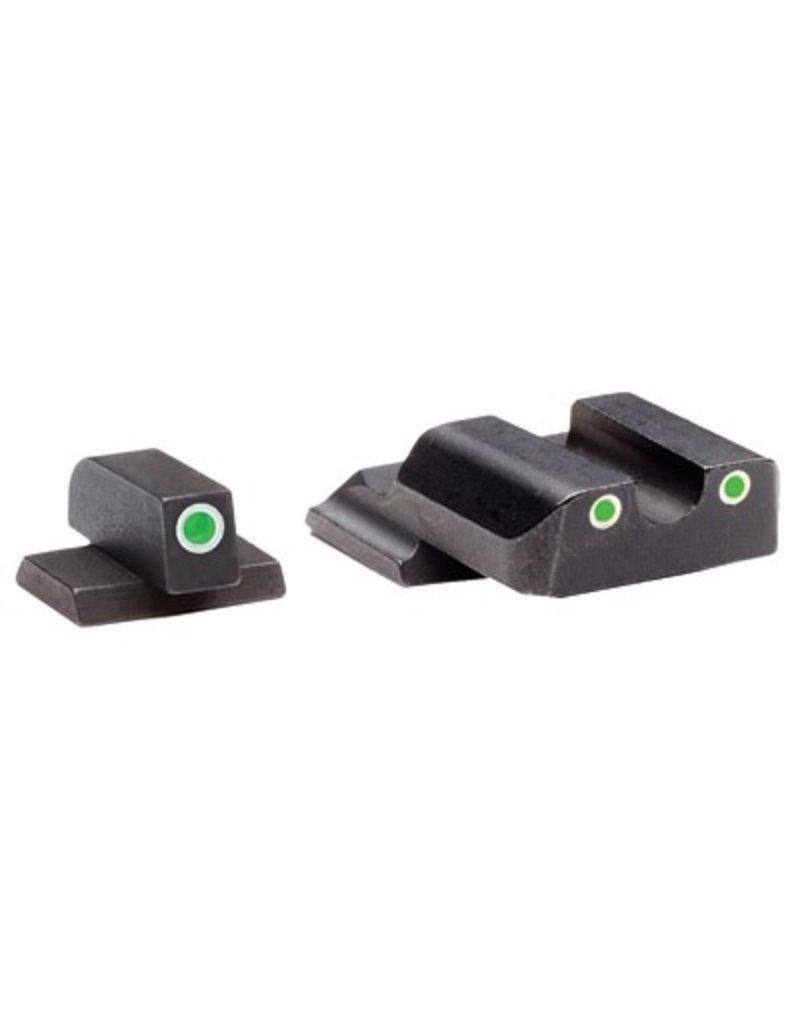 AmeriGlo AmeriGlo Classic 3 Dot Night Sights for S&W M&P Shield SW-145