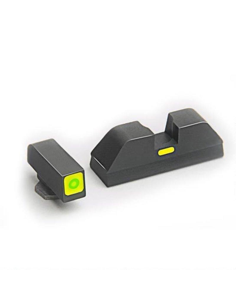 ameriglo cap night sights for glock 42 43 eoss guns