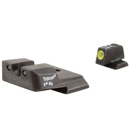 Trijicon Trijicon HD Night Sights Yellow Front Outline for S&W M&P
