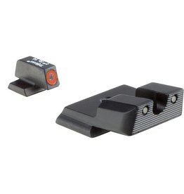 Trijicon Trijicon HD Night Sights Orange Front Outline for S&W M&P Shield