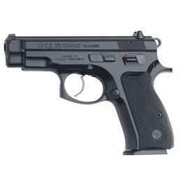 """CZ CZ 75 Compact 3.8"""" 9mm FS Black 14rd"""