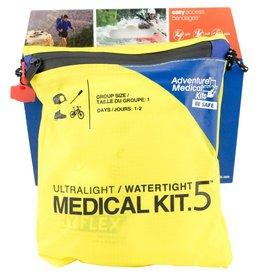 "Adventure Medical Adventure Medical Kits Ultralight/Watertight .5 Medical Kit 5.5""x11""x1"" 3.68oz"