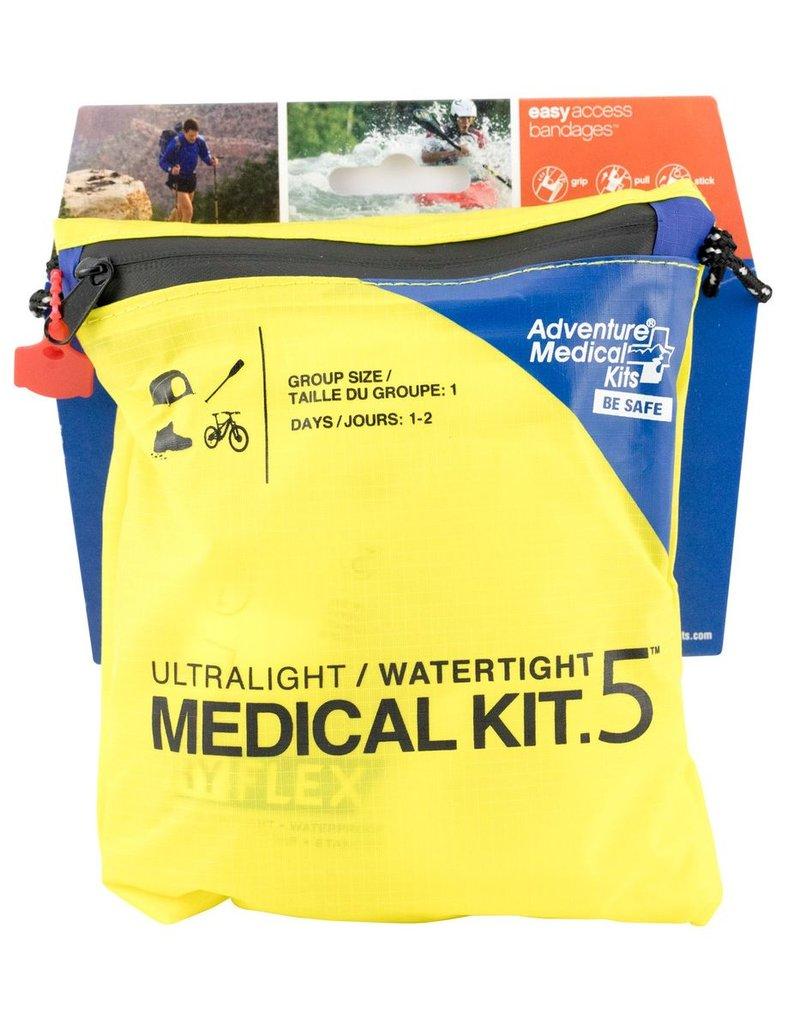 "Adventure Medical Adventure Medical Kits Ultralight/Watertight .5 Medical Kit 5.5""x11""x1"" 3.68oz (0125-0292)"