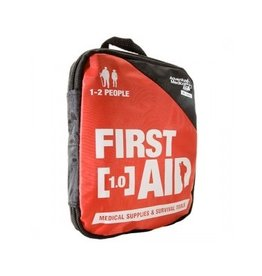 "Adventure Medical Adventure Medical Kits Adventure First Aid 1.0 5""x6.5""x1"" 8oz"