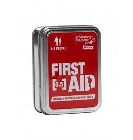 """Adventure Medical Adventure Medical Kits Adventure First Aid .5oz Tin 4""""x3""""x1.25"""" .22lbs"""