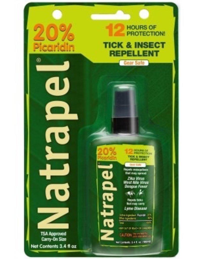 Adventure Medical Natrapel Tick & Insect Repellent 3.40z Pump (DEET Free) (0006-6871)