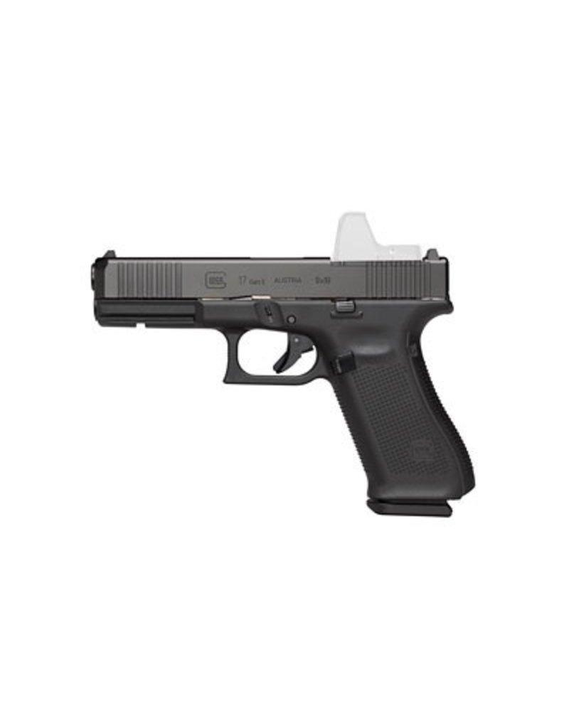 """Glock Glock 17 Gen5 MOS 4.49"""" 9mm FS Black 17rd (PA175S203MOS)"""