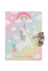 Sass & Belle Diary Rainbow Unicorn