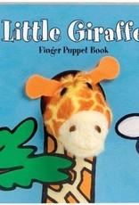 Little Giraffe Finger Puppet Book