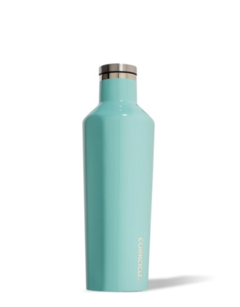 Corkcircle Corkcicle Canteen 25oz Turquoise incV
