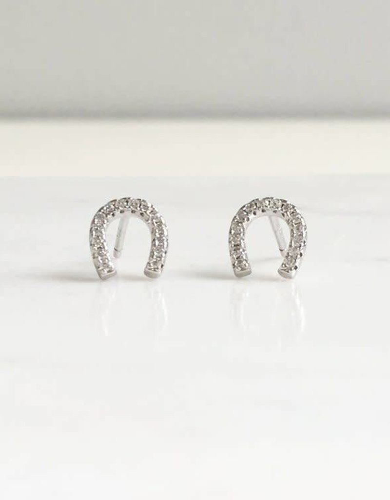 Markang Packaging and Imports EAR Pave Horseshoe